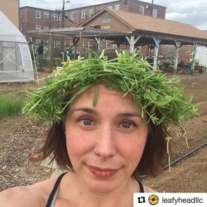 heart heavy + in pieces. fellow herbalist, yogi, lover of life Tricia from Leafy Head — i cannot believe it! feeling wordless and lightless at the moment. #triciamccauley #heartbroken @leafyheadllc