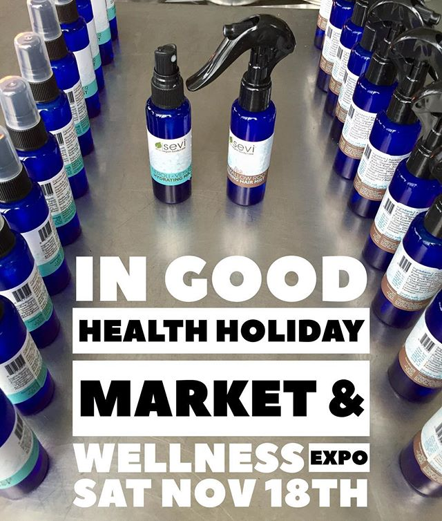 Just finished straining our sun infused plantain oil for your delectables! Come say howdy - new products, show specials, loads of happy chatter awaits you + yours. See you this Saturday at the In Good Health Holiday Market & Wellness Expo located on 1407 Fleet St, in Baltimore's Harbor East! @instituteforintegrativehealth
