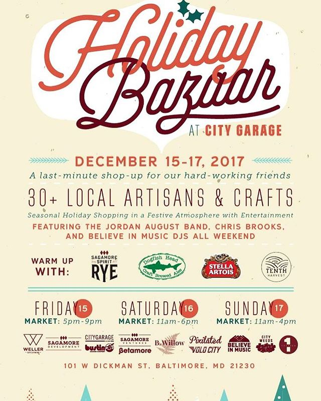 TGIF cuz we are ready to paaaarty (in my best Sinbad voice)! Bringing freshly poured sun infused salves to the show. Local folks, come to load up on local indie goodness, music, laughter and food! 3 day paaaarty heading your way thanks to @bwillowbmo and @citygaragevc ️ PS: Folks old nuf to watch Sinbad on Necessary Roughness will get my remark